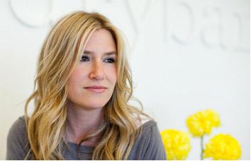 Alli Webb, founder of Drybar