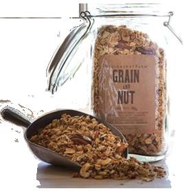 Grain and Nut Granola