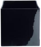 Black Shiny Square Box