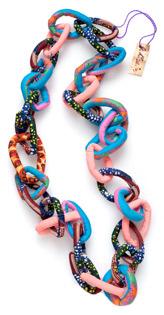 Jim drain chain scarf
