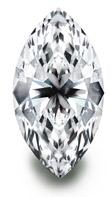 BC2 Marquise-Shaped Diamond