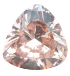 Langerman Diamonds Natural Pink Diamond Triangle