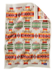 Pendleton Chief Muchacho Crib blanket