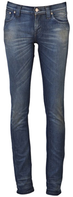 Nudie Tight Long John Skinny Jean