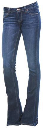 Paige Premium Denim Lou Lou Petite Flare Jeans