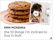 Erin McKenna Babycakes.