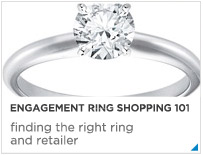 Engagement Ring Shopping 101