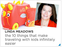 Linda Meadows Kids Travel Checklist