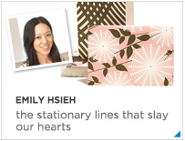 Emily Hsieh - The stationery lines that slay our hearts