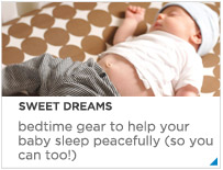 Joanna Goddard Baby Bedtime Gear