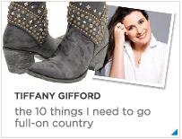 Tiffany Gifford Stylist