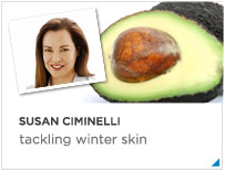 Susan Ciminelli tackling winter skin + DIY Facial tips