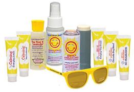 California Baby Sunscreen