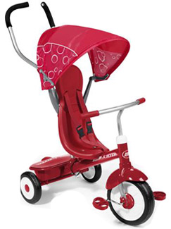 Radio Flyer Grow With Me Tricycle