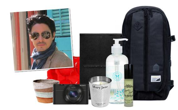 Men's Summer Accessories