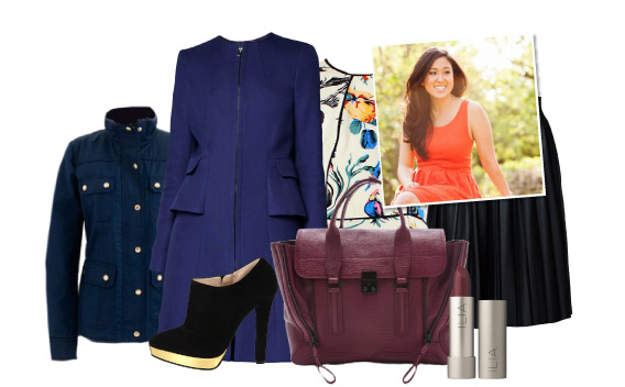 VICTORIA MCGINLEY: THE 10 THINGS I NEED FOR FALL