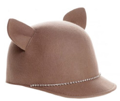 Simonetta Girls Wool Hat