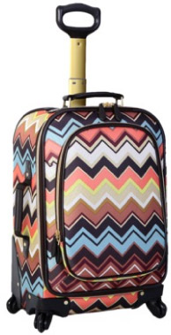 Missoni for Target Spinner Suitcase