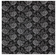 Indus Decor Hand Block Printed Fabric