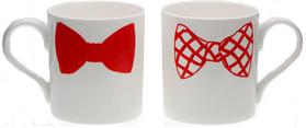 Peter Ibruegger Bow Tie Mug