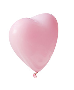 Mignon Kitchen Co Heart Balloons
