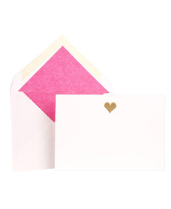 Thornwillow Heart Stationery