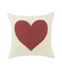 Chooty & Co. Linen Pillow