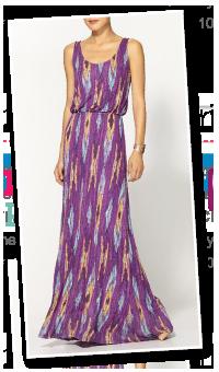 Ella Moss Sante Fe Maxi Dress