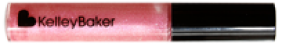 Kelley Baker Pink Rocks Lip Gloss