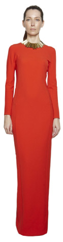 Chalayan Red Nothing Dress