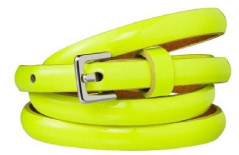 Xhilaration Yellow Neon Belt