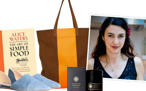 SHIVA ROSE: The 12 Things That Make Me Bloom
