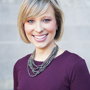 Lauren Jimeson, founder of A Mommy in the City, and blogger at Babble