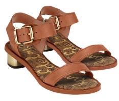 Sam Edelman Trina Low-Heel Sandal