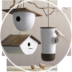 Bodega Bird Houses