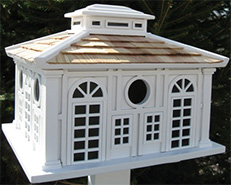 Garden Pavilion Birdhouse