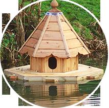 Mallard Duck Raft