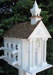 Town Hall Bird House