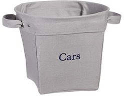 Pottery Barn Kids Monogrammed Buckets