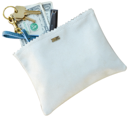 Dosa leather pouch