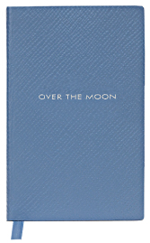 Smythson Over the Moon Wafer Notebook