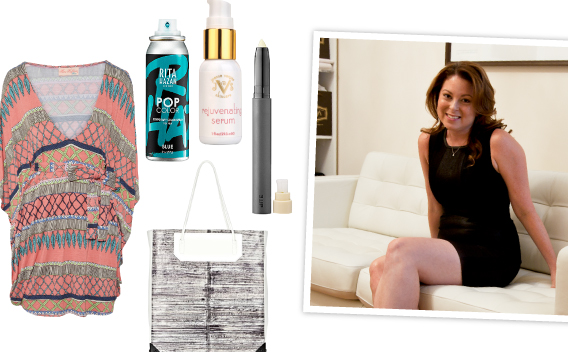 JOANNA VARGAS: The 12 Things I Need to Make it Through the Day in Style