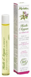 Melvita Geranium Argan Roll- on for the hands, cuticles and nails