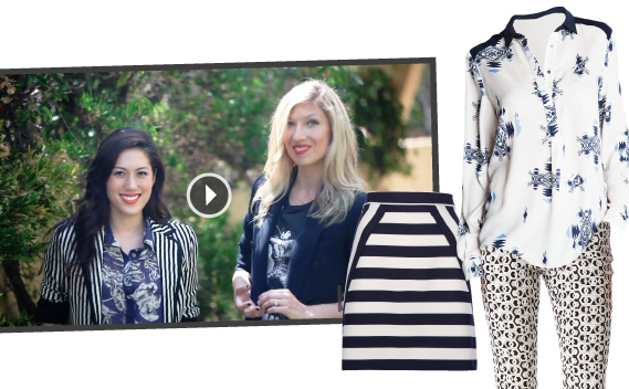 Three Tips for Mixing Prints