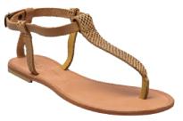 Joie a la Plage Shoal T strap sandals