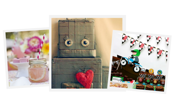 OH, HAPPY DAY: THE 8 BEST KIDS' PARTY SUPPLY SITES