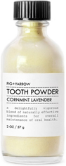 Fig & Yarrow Tooth Powder