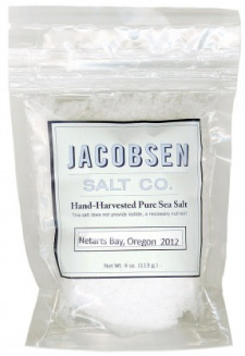 Hand Harvested Pure Sea Salt