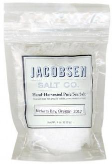 Hand Harvested Pure Sea Salt