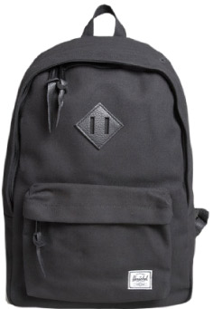 Woodlands Canvas Backpack
